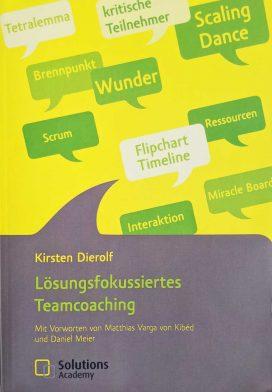 Lösungsfokussiertes Teamcoaching